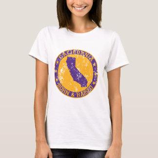 California born and raised Los Angeles T-Shirt