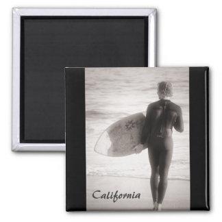 California Boy magnet