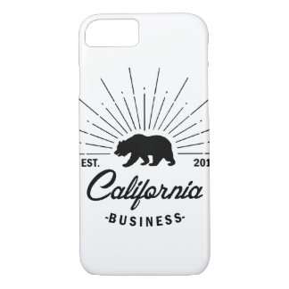 California business iPhone 7 case