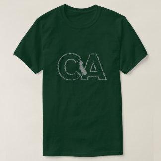 California CA state t-shirt