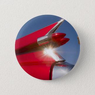 California Cadillac Pinback Button