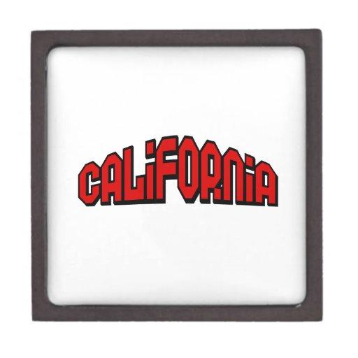 California Caja De Regalo De Calidad