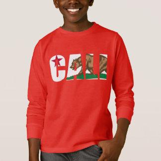 California Cali Flag T-Shirt