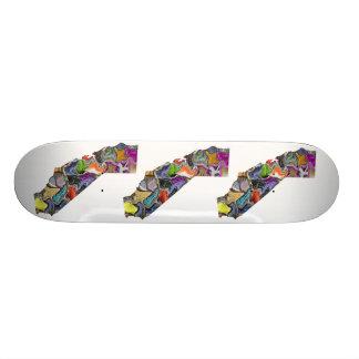 California, California, California Skateboard