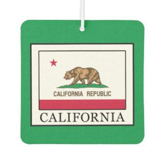 California Car Air Freshener