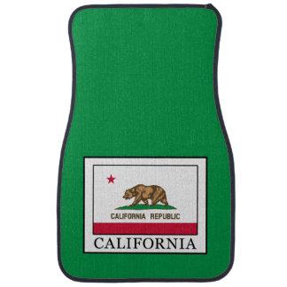 California Car Floor Mat