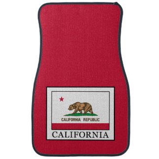 California Car Mat