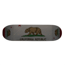 California Carbon Fiber Skateboard