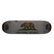 California Carbon Fiber Skateboard