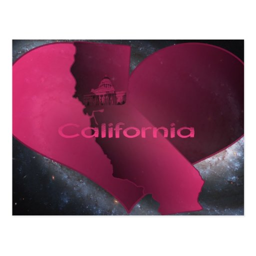 California casera postales