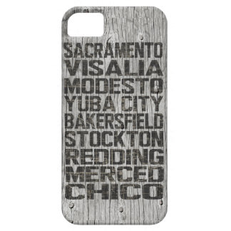 California Central Valley iPhone Case