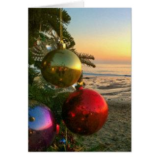 California Christmas Greeting Cards
