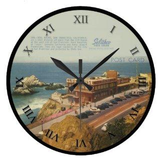 California Clock - Cliff House, San Francisco