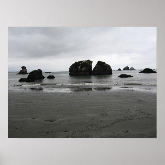 California Coast 1 Poster