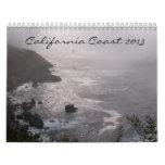 California Coast 2013 Calendar