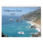 California Coast 2015 Wall Calendars