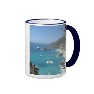 California Coast- Big Sur Coffee Mug
