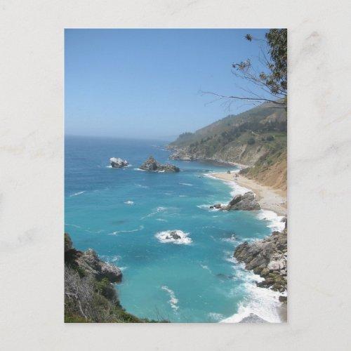 California Coast_ Big Sur Postcard
