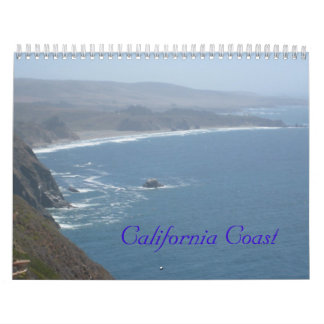 California Coast Calendars