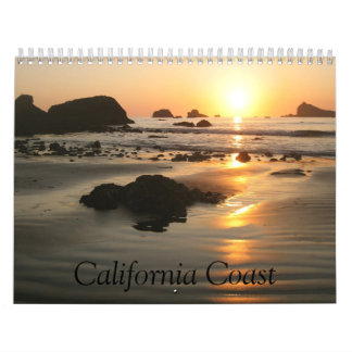 California Coast Calendar