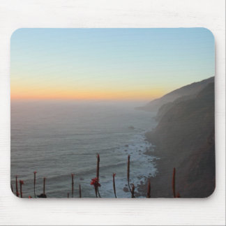 California Coast Mous Mouse Pad