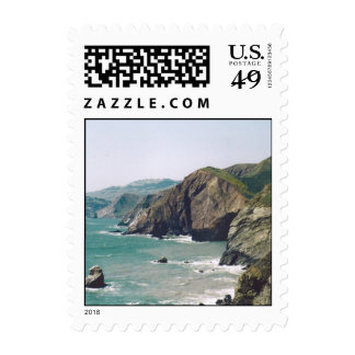 California Coast Postage