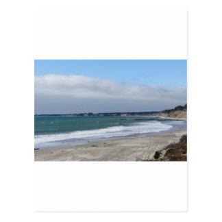 California Coast Postcard