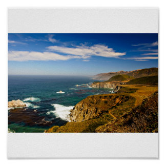 California Coast Print
