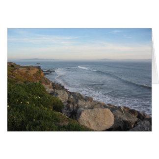 California Coastline Greeting Cards
