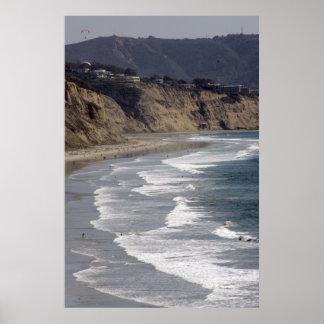 California Coastline Posters