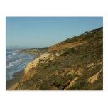 California Coastline Scenic Travel Landscape Postcard