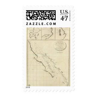 California coasts postage
