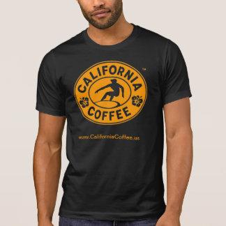 California Coffee Distressed T T-Shirt