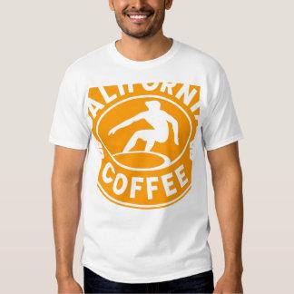 California Coffee EDUN LIVE T-Shirt