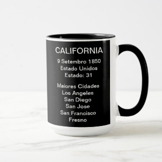 California* Coffee Mug
