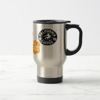 California Coffee Travel Mug - Stainless steel