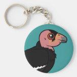California Condor Key Chains