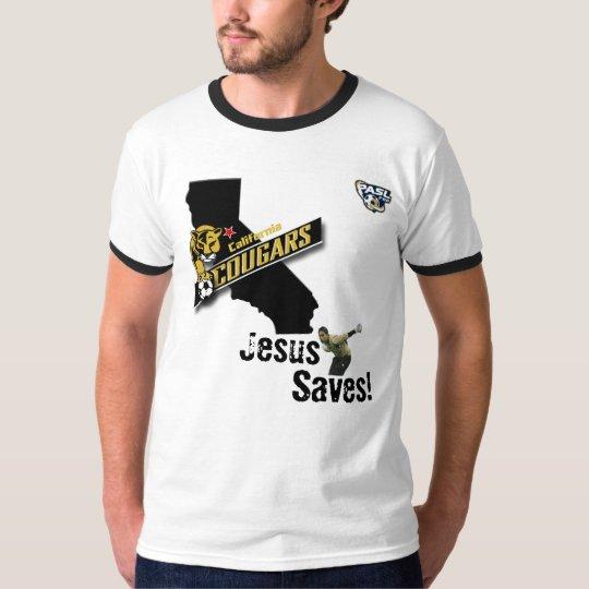 California Cougars - Jesus Molina PASL-Pro T T-Shirt