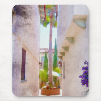 California Courtyard Mouse Pad