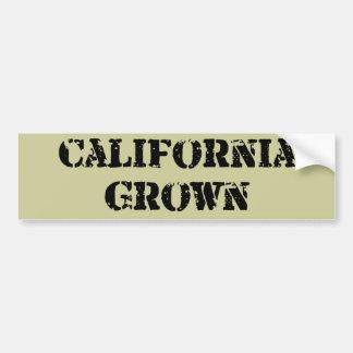California crecida pegatina para auto