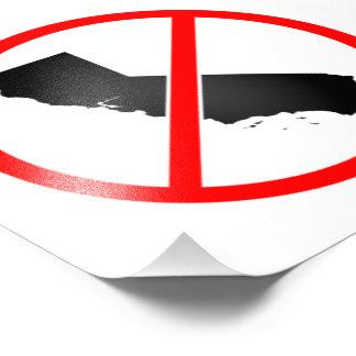California Cross Out Symbol Photo