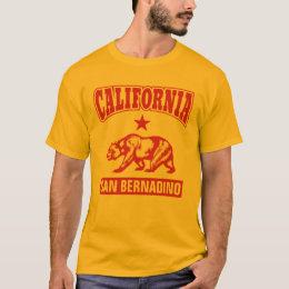California Customizable City Name T-Shirt