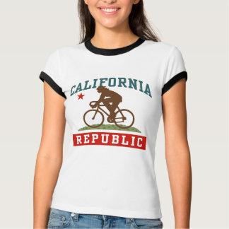California Cycling Female T-Shirt