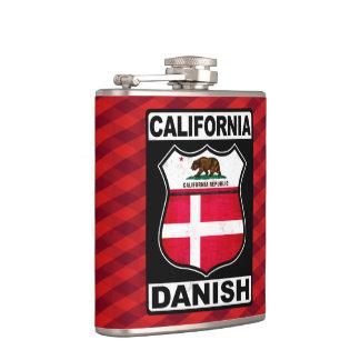 California Danish American Hipflask Hip Flask