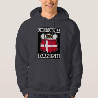 California Danish American Hoodie