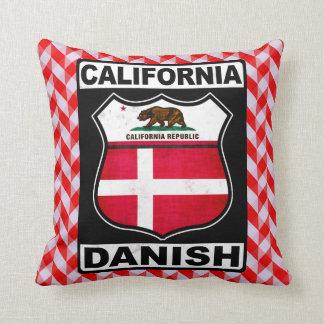 California Danish American Pillows