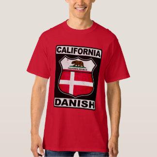 California Danish American T Shirt