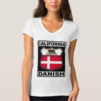 California Danish American T-Shirt