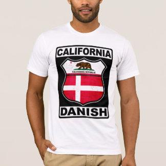California Danish American Tee