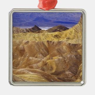 California: Death Valley NP, visión desde Zabriski Ornamentos De Navidad